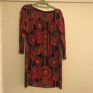 Trina Turk shift dress size 8